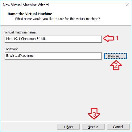 Mint Virtual Machine