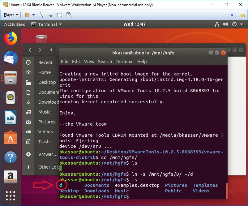Ubuntu Virtual Machine